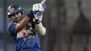 Tillakaratne Dilshan's half-century guides Sri Lanka to 6-wicket win over Afghanistan in ICC T20 World Cup 2016
