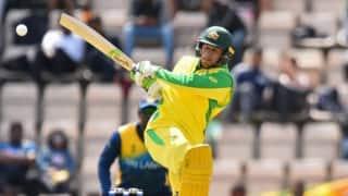 Usman Khawaja stakes World Cup claim