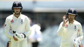The Ashes 2017-18, 1st Test Day 1: England 59 -1 at Lunch