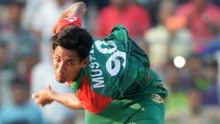 How Mustafizur Rahman fared for Sussex in his debut stint