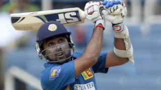 India vs Sri Lanka ICC World T20 2014 warm-up match: Sri Lanka begin solidly; score 48/1