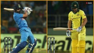 2nd ODI: Dominant India seek improvement to extend lead over Australia