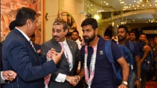 श्रीलंकाई क्रिकेट टीम को पाकिस्तान में मिली राष्ट्रध्यक्षों जैसी सुरक्षा