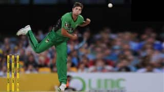 Young legspinner, James Muirhead could be a part of Australia's Ashes 2015 squad
