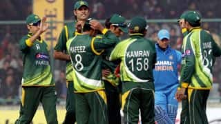 Pakistan cricketers request for pay hike