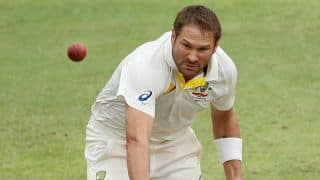 Ryan Harris puts Australia in drivers seat against South Africa at lunch on Day 3, 3rd Test