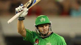 Brad Hodge pleased with win in 2nd T20I against South Africa