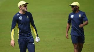Faf du Plessis, Dale Steyn, Temba Bavuma doubtful for 1st Test against Australia