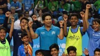 Sports should be a mandatory part of school curriculum: Sachin Tendulkar