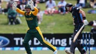 New Zealand vs South Africa, 1st ODI
