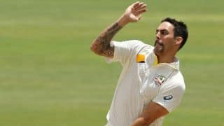 Mitchell Johnson has reached his peak, says Tom Moody