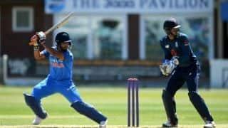 दक्षिण अफ्रीका, ऑस्ट्रेलिया ए के खिलाफ सीरीज से बाहर हुए विजय शंकर