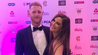Ben Stokes' wife Clare rubbishes reports of being choked by England allrounder