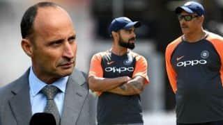 नासिर हुसैन की भविष्यवाणी -भारतीय टीम को सीरीज में मिलेगी हार