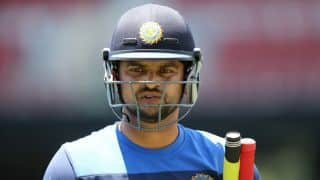 Suresh Raina surprise exclusion as BCCI announce 2015-16 central contracts
