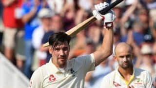 Ashes 2019, 1st Test, Day 2: Rory Burns' maiden century helps England to 267/4