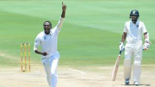 Why did India lose the Test series to South Africa?
