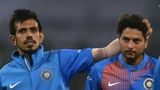 R Sridhar: Kuldeep Yadav needs to play consistently to get his rhythm