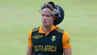 South Africa cross 150-mark against Zimbabwe ICC World Cup 2015 match