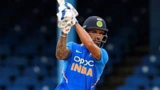 4th unofficial ODI: Dhawan eyes return to form; India A aim for 4-0 lead