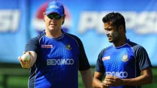Bangladesh need a local coach, says Ian Pont