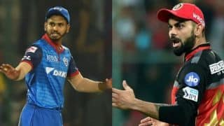 Video: Winning streaks at stake as DC face RCB at Feroz Shah Kotla