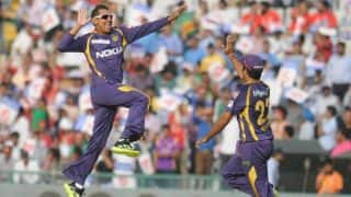 Sunil Narine, Jacques Kallis star in Kolkata Knight Riders' 41-run victory against Mumbai Indians in IPL 2014