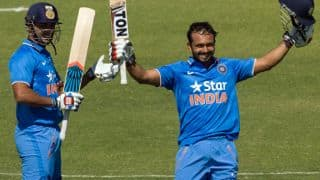 Kedhar Jadhav: It was a great opportunity to play in Zimbabwe