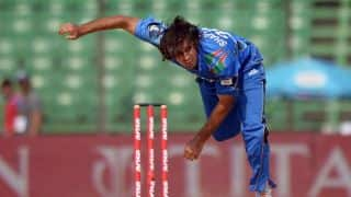 Bangladesh vs Afghanistan Asia Cup 2014 Live Scorecard