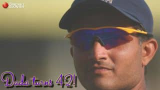 Sourav Ganguly turns 42