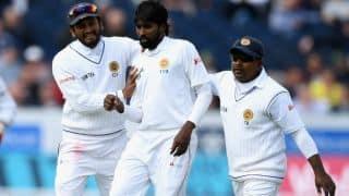 Sri Lanka on backfoot despite England's faulty start