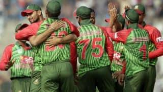 Bangladesh Tri-nation series 2018: Mashrafe Mortaza rues Shakib Al Hasan's injury in the final