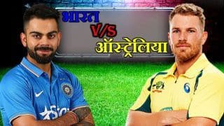 India vs Australia, 1st T20I: When and where to watch IND vs AUS, Visakhapatnam T20I
