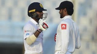 Watch Live Streaming of BAN vs SL on hotstar