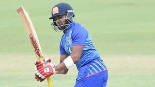 Deodhar Trophy: Dinesh Karthik's India A to take on Shreyas Iyer's India B
