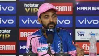 We didn't bowl to our plans: Rahane