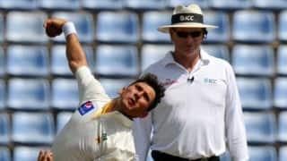 Yasir Shah picks up 4th 5-wicket haul in Tests in Sri Lanka vs Pakistan 3rd Test, Day 2 at Pallekele