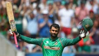 Tamim Iqbal: Proud to play for World XI