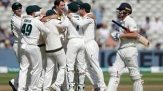 Australia eyes Ashes win in England after 18 years