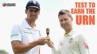 Ashes 2015 no less than test of character for Michael Clarke and Alastair Cook