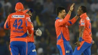 IPL 2016: Gujarat Lions bats for Reliance Games