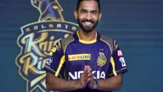 IPL 2018: Gautam Gambhir has set high benchmark as KKR captain, says Dinesh Karthik, confident of playoffs berth