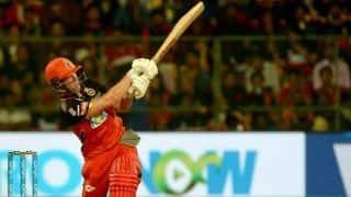 IPL 2018 : डिविलियर्स ने दिखाया दम, गेल और रसल भी रह गए पीछे