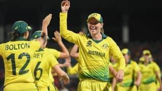 "Women's World T20: Finalists Australia Women were ""so ready"" for semi-finals, says Meg Lanning"