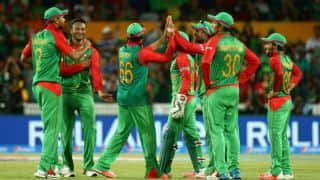 Bangladesh announce 15-member squad for ICC Champions Trophy 2017