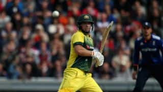 Australia thrash England by 8 wickets in 5th ODI at Old Trafford to clinch series 3-2