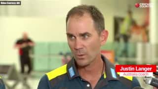 VIDEO: India outplayed us, but Perth's a different wicket, says Justin Langer