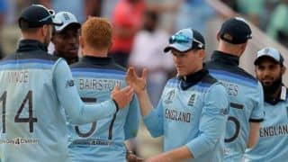 Eoin Morgan happy with England's 'A game'