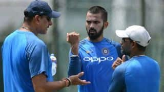 India vs England: KL Rahul can play anywhere in top four, says Ravi Shastri