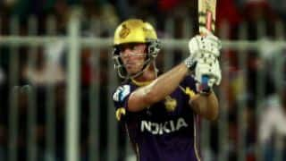 Chris Lynn's promising start in IPL 2014 lifts Kolkata Knight Riders' momentum